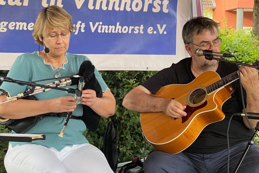 Rathaus Live: Duo Lautengesang