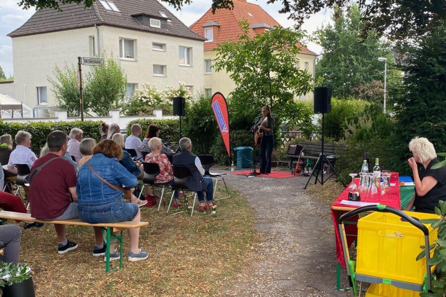 Rathaus Live: Martina Frank